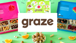 Free First and Fifth Boxes with Orders at Graze
