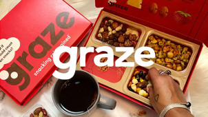 1st and 4th Box Orders Free at Graze