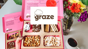 1st Box Free and Then 20% Off Ongoing Boxes at Graze
