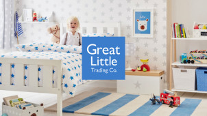 15% Off Orders Over £60 at Great Little Trading Company