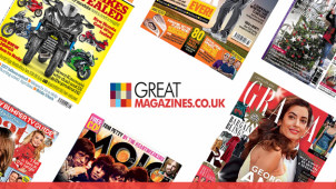 Subscriptions from £1 in the January Sale at Great Magazines