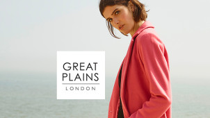 10% Off First Order with Newletter Sign-ups at Great Plains