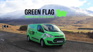 50% Off AA or RAC Renewal Quotes at Green Flag