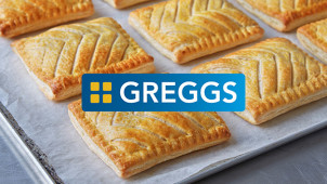Delivery Straight to Your Door with Just Eat at Greggs