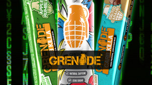 Free Next Day Delivery on Orders Over £30 at Grenade