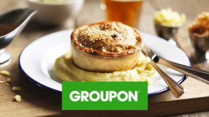 Up to 50% Off Food and Drink Experiences at Groupon