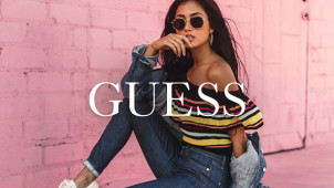 15% Off Orders with Newsletter Sign Ups at Guess
