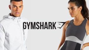 $20 Off Orders Over $165 at Gymshark