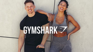 €5 Off Orders Over €70 at Gymshark