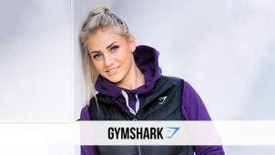 $8 Off Orders Over $130 at Gymshark