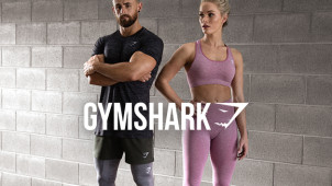 €10 Off All Orders Over €90 + Free Delivery at Gymshark