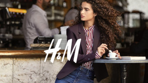25% Off Orders with Newsletter Sign Ups + Free Delivery Over €60 at H&M