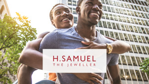 10% Off Orders with Newsletter Sign-ups at H.Samuel