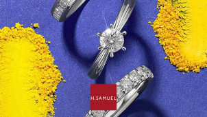 Up to 50% Off Selected Jewellery in the January Sale at H.Samuel