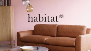 £10 Off Orders Over £75 with Newsletter Sign Ups at Habitat