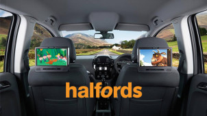 Enjoy 20% Off Selected Car Accessories at Halfords