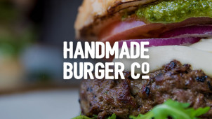 £2.50 Off Your 1st Deliveroo Order at Handmade Burger Co