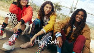 20% Korting + Gratis Verzending bij Happy Socks