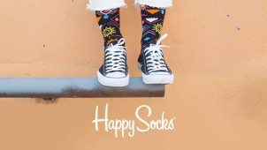 30% Off Orders Plus Free Delivery in the VIP Sale at Happy Socks