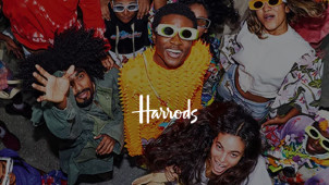 10% Off First Orders with Harrods Rewards at Harrods