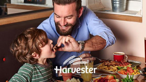 40% Off Mains at Harvester