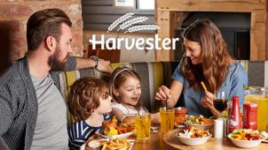 Kids Eat for £1 at Harvester