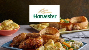 Kids Eat for £1 During the Summer Holidays at Harvester