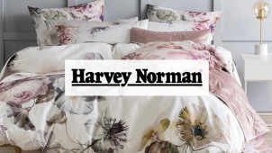 Shop the Furniture Clearance for 50% Off Selected Orders at Harvey Norman
