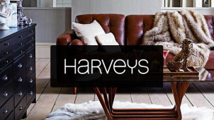Extra 10% Off Orders at Harveys Furniture Store