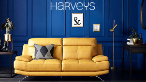 5% Off Orders Including Sale Items at Harveys Furniture