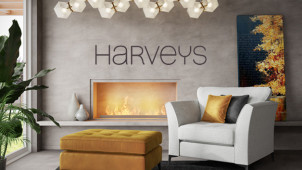 Harveys Furniture is Now in Administration Click for More Details