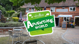 £1 Off Online Spring Weekend Tickets at Hatton Adventure World