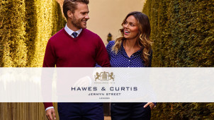 Up to 50% Off in the Black Friday Sale at Hawes & Curtis