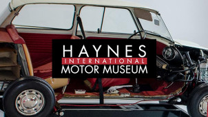 £2 Off Group Bookings of 15 or More at Haynes International Motor Museum