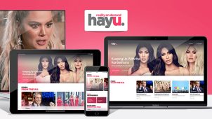 Sign Up to the hayu 1 Month FREE Trial Now!