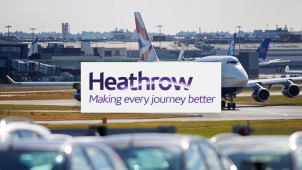 Meet & Greet Parking From £83 at Heathrow Airport Parking