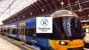 Save Even 75% Off Express Saver Fares when You Book in Advance at Heathrow Express