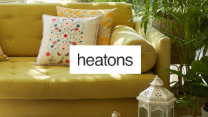 Up to 75% Off in the Sale at Heaton