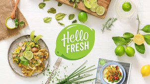 60% Off One or Two Recipe Boxes with Three Meals Each at HelloFresh