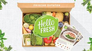 2 x 15€ Neukunden-Rabatt auf die ersten zwei HelloFresh Kochboxen