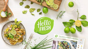 40% Off Your First HelloFresh Box