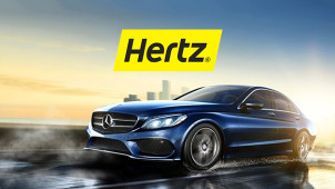 10% Off Dublin Car City Hire at Hertz