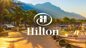 Up to 25% Off Hotels in Europe, Middle East and Africa at Hilton Hotels