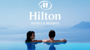 £50 Daily Credit to Spend at the Hotel with Leisure Escapes Bookings at Hilton Hotels