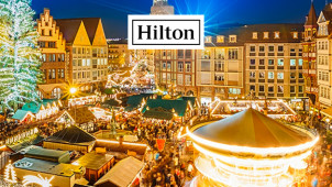 [Groupon Deal] 64% Off a Selection of Treatments, Food & Stays at Hilton Hotels