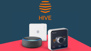 Up to 25% Off Plus a Free Hive Echo Dot on Orders at Hive Home