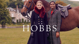 20% Off Full Priced Orders at Hobbs