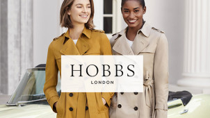 Up to 50% Off in the Sale at Hobbs