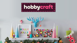 Find 50% Off This Black Friday at Hobbycraft