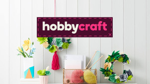 15% Off First Orders with Newsletter Sign-ups at Hobbycraft